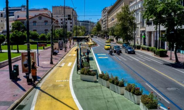 Πέμπτη 16/07 η παρουσίαση του Στρατηγικού Σχεδίου Τουριστικής Ανάδειξης του Μεγάλου Περιπάτου της Αθήνας
