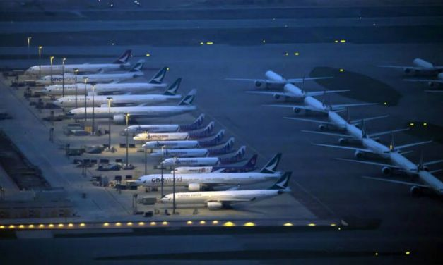 Πόσο μειώθηκε η παγκόσμια κυκλοφορία αεροπορικών επιβατών τον Μάιο