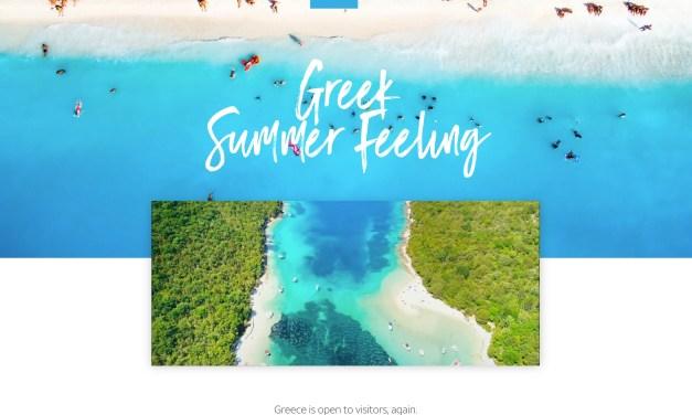 «Greek Summer Feeling»: Η Ελλάδα υποδέχεται ξανά τους επισκέπτες της Στρατηγική Συνεργασία  ΕΟΤ-Bloomberg