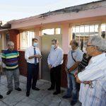 Επίσκεψη του Υπουργού Τουρισμού κ. Χάρη Θεοχάρη στα Παλαιά Σφαγεία του Δήμου Μοσχάτου – Ταύρου