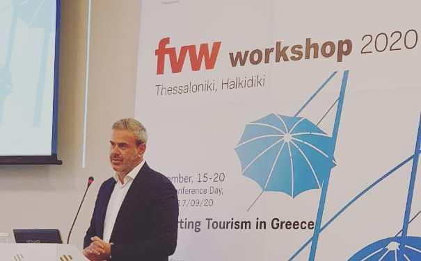 Δημ. Φραγκάκης | Ο ελληνικός Τουρισμός κέρδισε σε επαγγελματισμό και αξιοπιστία