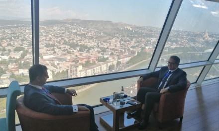 Διμερείς συναντήσεις του Υπουργού Τουρισμού κ. Χάρη Θεοχάρη στην 112η Σύνοδο του Εκτελεστικού Συμβουλίου του ΠΟΤ