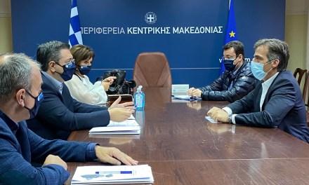 Α. Τζιτζικώστας: «Ζητώ έκτακτο σχέδιο δράσεων για τη στήριξη της οικονομίας σε Θεσσαλονίκη, Σέρρες και Κεντρική Μακεδονία»
