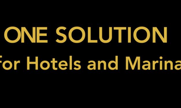 ONE SOLUTION ολοκληρωμένη και ενοποιημένη λύση για Ξενοδοχεία και Μαρίνες από την OPTRONICS TECHNOLOGIES A.B.E.T.E