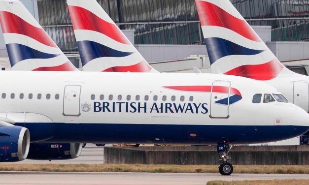 British Airways : Συνεχίζονται οι πτήσεις Λονδίνο – Κωνσταντινούπολη