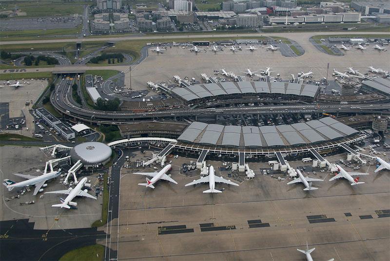 Το αεροδρόμιο του Παρισιού πρώτο στην Ευρώπη