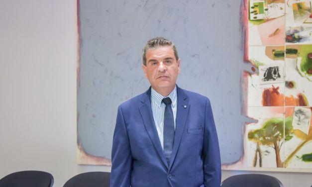 Τέταρτη επανεκλογή στο διοικητικό συμβούλιοτης Παγκόσμιας Ένωσης Εκθέσεων (UFI)για τον διευθύνοντα σύμβουλο της ΔΕΘ-Helexpo,κ. Κυριάκο Ποζρικίδη