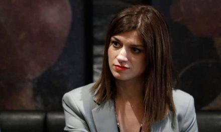 """Κ.Νοτοπούλου:Η λογική τελειώνει εκεί που αρχίζει ο κ. Θεοχάρης"""" Ανακοίνωση"""