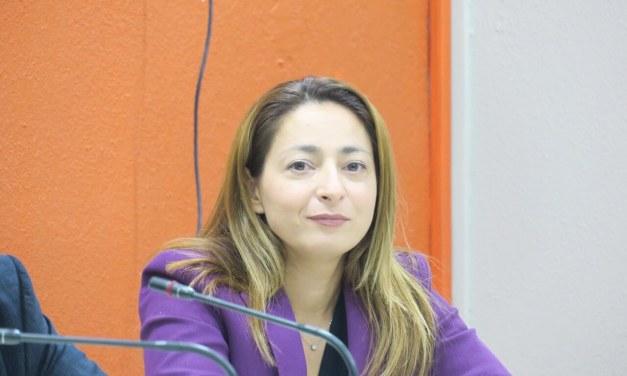 Ντίνα Σβύνου «Αξίζουν συγχαρητήρια σε όλους γιατί καταφέραμε να κρατήσουμε το επιδημιολογικό φορτίο του νησιού μας σε χαμηλά επίπεδα»