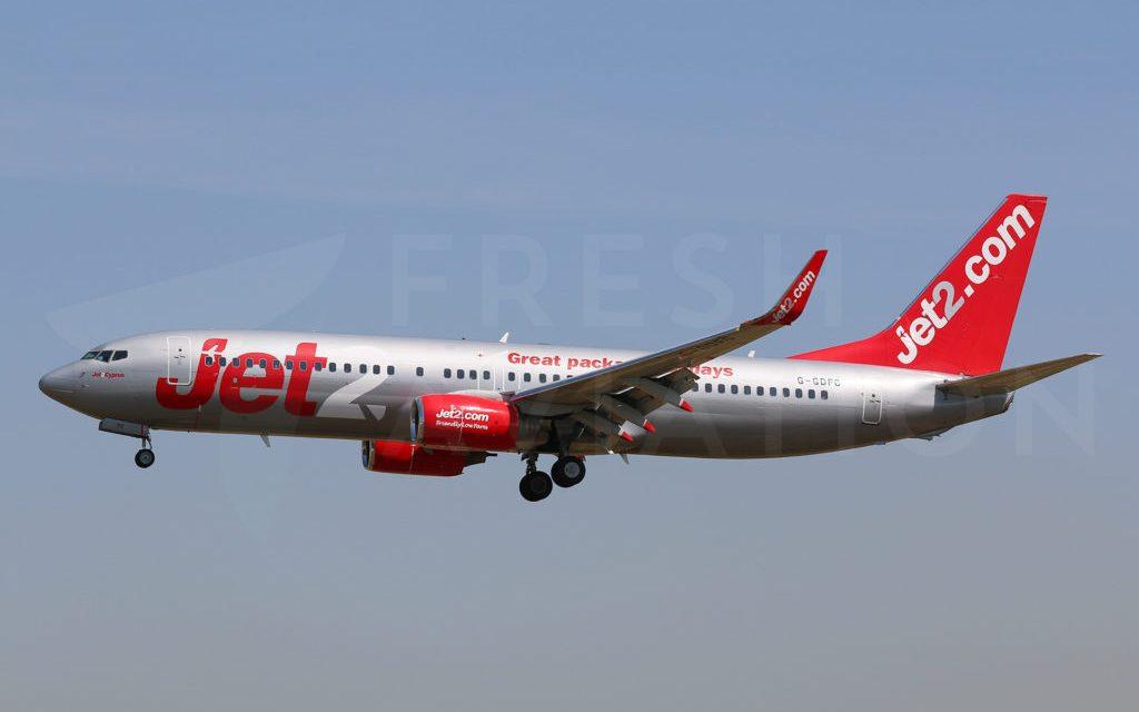 Το Jet2 θα ξεκινήσει νέα βάση στο αεροδρόμιο του Μπρίστολ από τον Απρίλιο του 2021