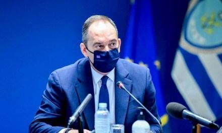 """Γ.Πλακιωτάκης: """"Η δήλωση υγείας στα πλοία είναι υποχρεωτική"""""""