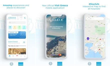 Μία ακόμα σημαντική διάκριση για τον ΕΟΤ: Το Visit Greece App, κορυφαία Εφαρμογή της χρονιάς στα e-volution awards 2021