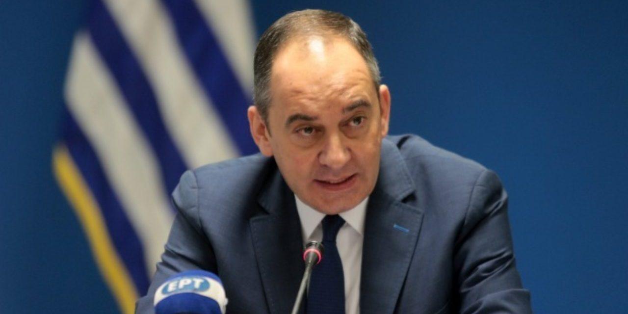Ομιλία Υπουργού Ναυτιλίας και Νησιωτικής Πολιτικής κ. Γιάννη Πλακιωτάκη στη Βουλή των Ελλήνων επί του Σχεδίου Νόμου για μια ολοκληρωμένη θαλάσσια πολιτική στο νησιωτικό χώρο και την αναβάθμιση του Λ.Σ.-ΕΛ.ΑΚΤ.