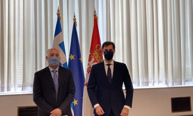 Θεοχάρης: Οι Σέρβοι ταξιδιώτες μπορούν να εμπιστεύονται την Ελλάδα