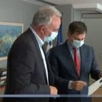 Θεοχάρης στο ITV News: Υπάρχει πολιτική βούληση για συμφωνία με το Ηνωμένο Βασίλειο