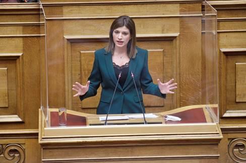 Επίθεση Νοτοπούλου στην κυβέρνηση για τις επιστροφές χρημάτων που καλούνται να καταβάλλουν οι εργαζόμενοι του τουρισμού-επισιτισμού