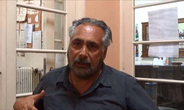 Κρίτων Πιπέρας:  Λυπάμαι που οι διπλωματούχοι ξεναγοί αντιμετωπίζουν 16 μήνες τώρα αυτή την αναλγησία του κράτους .