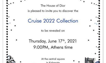 Στην Καλαμάτα η «Made In Greece» συλλογή του Οίκου Dior