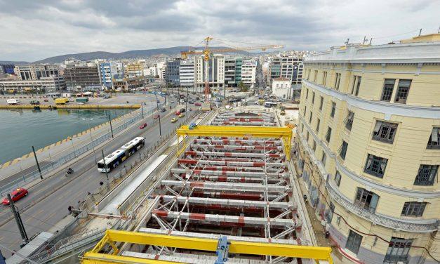 Σε εξέλιξη η επέκταση της Γραμμής 3 του Μετρό ,  Πειραιάς – Αεροδρόμιο σε μόλις 50 λεπτά