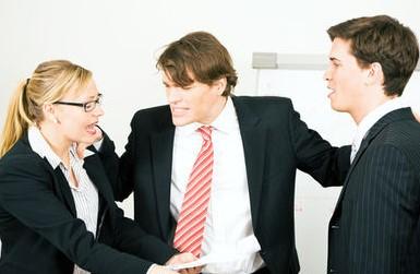 Αντιμετώπιση καταστάσεων σύγκρουσης στον εργασιακό χώρο