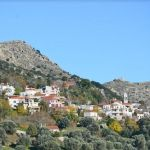Ecotourism: French and Belgians ecotourists in the fields of Crete