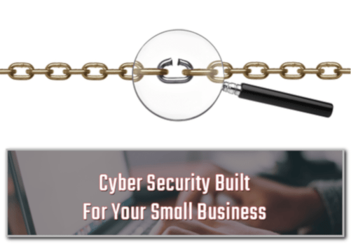 Cyber security built for your small business