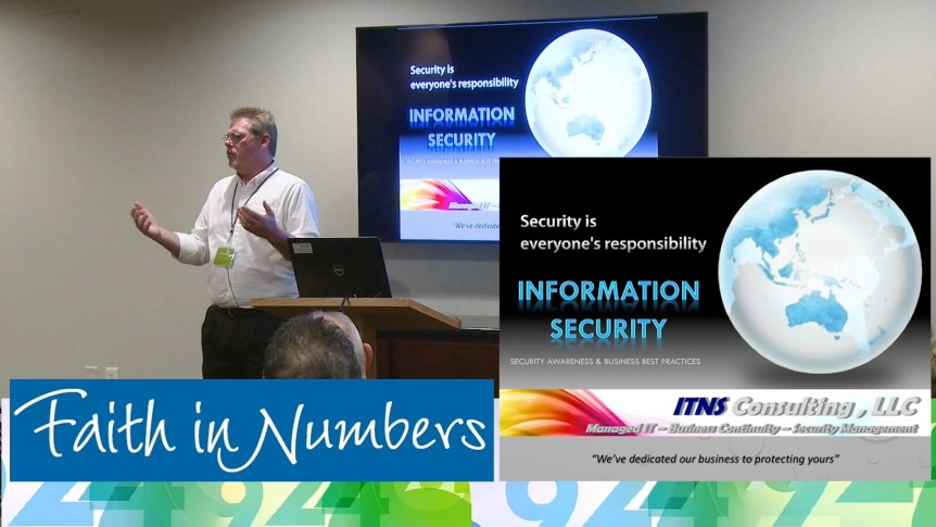 Security Awareness Training in action