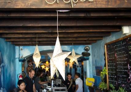 超人気のクレープ屋「Luna de Miel」スペイン語勉強 9日目!, Antigua, Guatemala