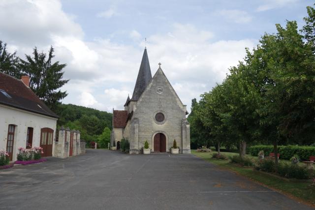 Le Grand Pressigny - 082church