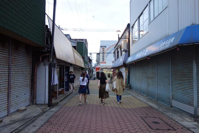 前原商店街