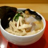 穂と花 - 鯛ラーメン3
