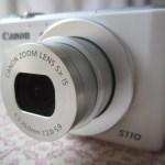 Canon S110 ~無線LAN機能を搭載した高級コンデジ 買っちまった♪