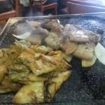 新大久保「おんどる」でサムギョプサルを朝から食し、「とんちゃん」と比較する(私見)