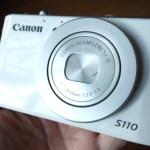 カメラの修理完了♪ (Canon S110)