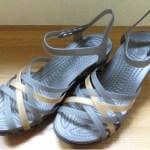 この夏のNo.1シューズだ! クロックス『huarache sandal wedge w(ワラチェ サンダル ウェッジ ウィメン)』