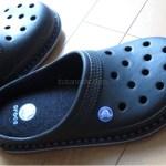 クロックス(crocs)の室内履きを待っていた! 『crocslodge slipper(クロックスロッジ スリッパ)』
