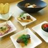 【JAL見学会】ファーストクラスラウンジのお食事を試食したよ~