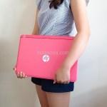 女子大生が『HP Pavilion 15-ab000スタンダードモデル』を実際に持ってみたサイズ感とバッグに入れた感じの口コミレビュー