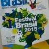 第10回ブラジルフェスティバル2015でブラジルを味わったよ♪
