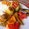 【トルコ旅行】3日目昼食 トルコ家庭料理ビュッフェ