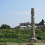 【トルコ旅行】世界七不思議のアルミテス神殿