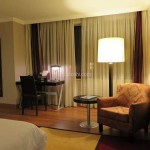 【トルコ旅行】もったいないくらい広い部屋のSTEIGENBERGER HOTEL ISTANBUL MASLAK(シュタインゲンベルガー ホテル イスタンブール マスラック)