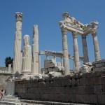 【トルコ旅行】ベルガマのアクロポリス遺跡