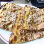 【トルコ旅行】5日目昼食トルコ風ピザ
