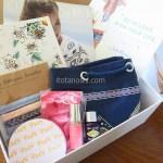 8月の『MY LITTLE BOX(マイリトルボックス)』が届いたよ! ボヘミアンバッグが可愛すぎ♪