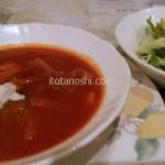 ボルシチ、ピロシキ、つぼ焼き… 全部食べられるお得なランチセット ~ロシア料理店『マトリョーシカ恵比寿店』