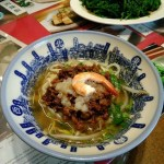 【台湾旅行】台南に行ったら度小月擔仔麵を食べなくちゃ