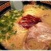 映画ピンクとグレーを見て一蘭渋谷店で外国人と並んでとんこつラーメンを食べた