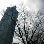 #横浜 #みなとみらい で #写真教室 に参加しました♪ 時々、曇るけど、爽やかないい天気。