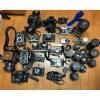 写真が趣味の夫とカメラのコレクション